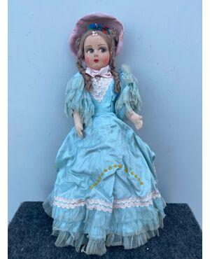 Bambola in panno Lenci.Torino