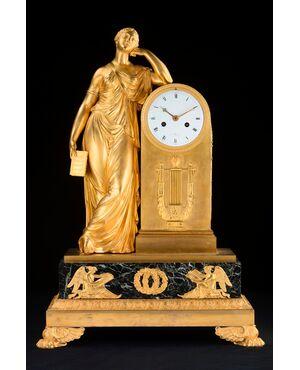 Orologio in bronzo Francia di Lepaute Et Fils