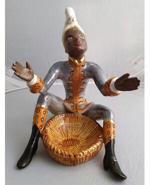 Statuetta di negretto