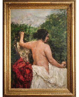 -Antonio Mancini, Nudo 1926