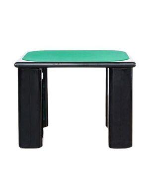 Game Table designed by Pierluigi Molinari for Pozzi Milano Made in Italy 1970