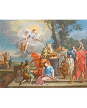 Il Sacrificio di Ifigenia, XVIII secolo