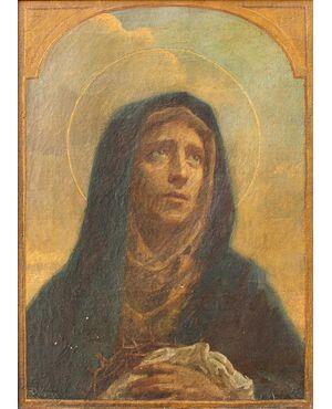 Madonna addolorata, Enrico Ravetta (1864 - 1930)