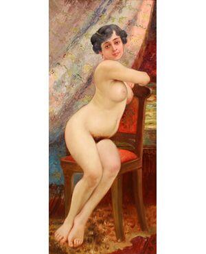 Nuda, inizio XX secolo