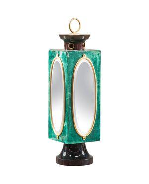 Amazing Lantern Attributed to Aldo Tura