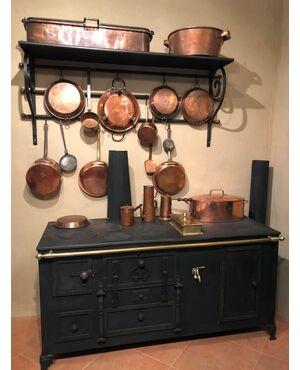 cucina restaurata di 160 cm francia