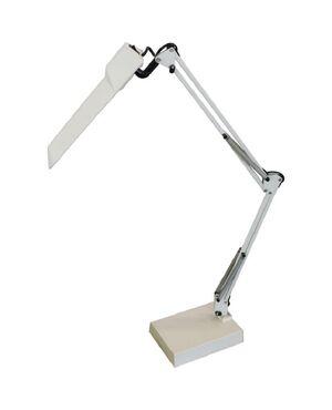 Lampada da scrivania regolabile in metallo design italiano anni '80 marchio Luxo PREZZO TRATTABILE