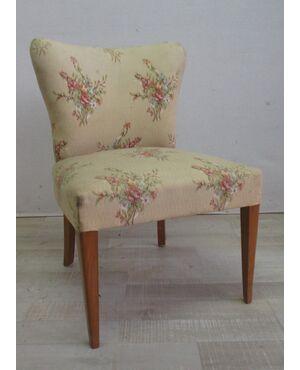 Poltroncina-anni-50-60-poltrona-sedia-vintage-900-bellissima