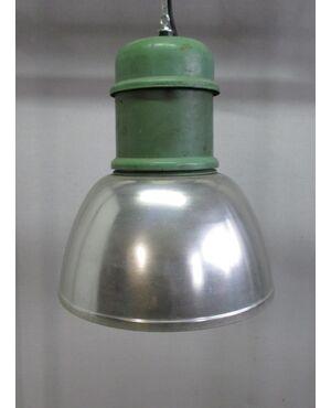Lampada a sospensione stile industriale in alluminio - lampadario industrial -