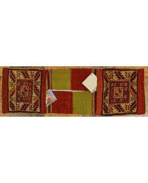 Antica bisaccia dei nomadi SHAHSAVAN - n.946