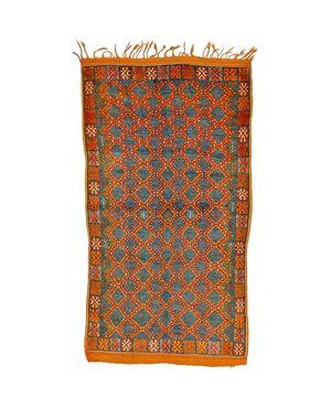 Vecchio tappeto Marocco AIT TOUAYA - n.1336         (prenotato)