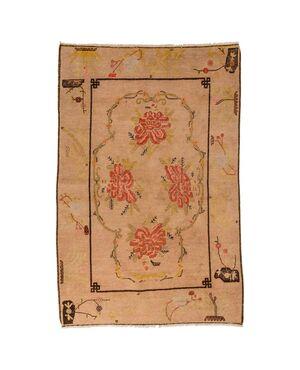 Tappeto SAMARKANDA di vecchia manifattura - n.1371