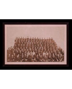 Fotografia: George Lawrence co.(1865-1938) - Gruppo di persone