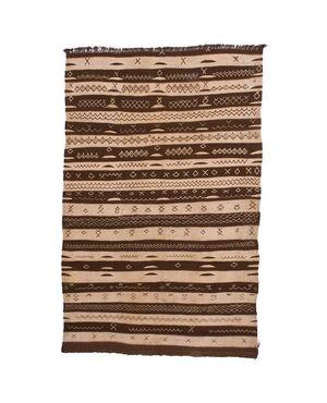 Kilim Marocco BENI UAREN da collezione - n.1167