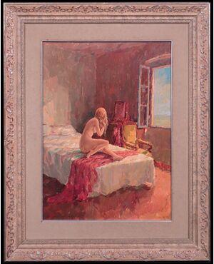Carlo Capanni (Firenze 1939) – Nudo