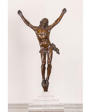 Cristo in legno di bosso