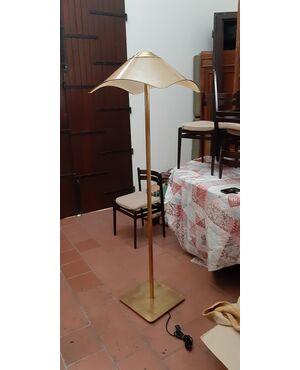 Lampada lamperti ottone e plexiglass
