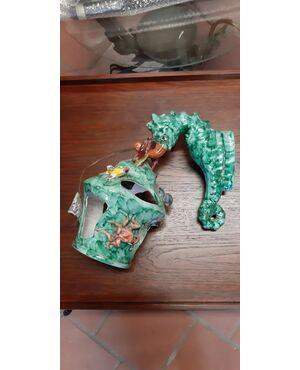 Lampioncino ceramica vietri ...