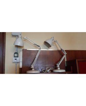 Coppia di lampade da tavolo