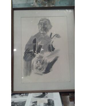 disegno a carboncino