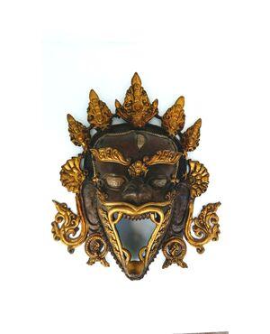 Mashera Bairab bronzo dorato