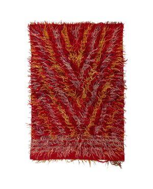 Raro tappeto Tulu-Silifchi da KONYA n.790