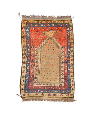 Konya preghiera, antico di fine '800 - FS/2