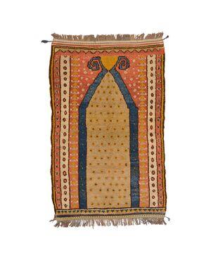 Tappeto antico Konya preghiera - FS-1