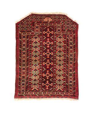 Antico Tappeto Turkomanno BOKARA Yomuth - n.109