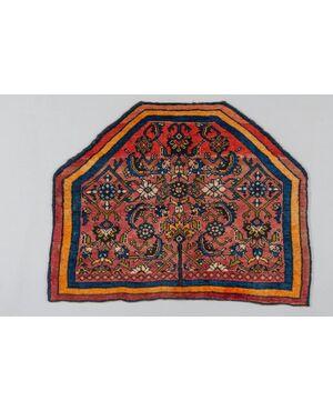 Piccola antica sella dei nomadi persiani GASHGAI o Kashkai - n. 983