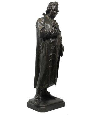 Cesare Beccaria, XIX secolo, Bronzo