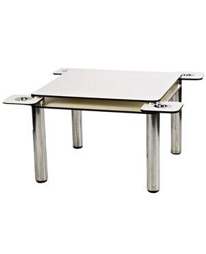 """Tavolo da gioco """"poker"""" progettato da Joe Colombo, Novecento"""