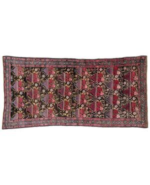 Raro antico tappeto Caucasico Karebagh (o Garebagh) - n.1055